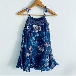 4/$25 Gap Floral Summer Dress